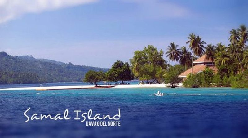 PHILIPPINEN MAGAZIN - MEIN SAMSTAGSTHEMA - REISEZIELE IN MINDANAO - Island Garden City of Samal