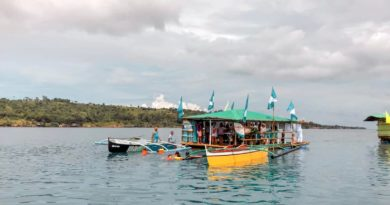 PHILIPPINEN MAGAZIN - BLOG - Balsa de Agua - Picknick auf dem Wasser