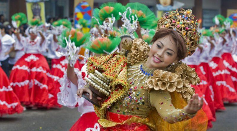 PHILIPPINEN MAGAZIN - MEIN DIENSTAGSTHEMA - GRÜNDE DIE PHILIPPINEN ZU BEREISEN - Bunte Festivals