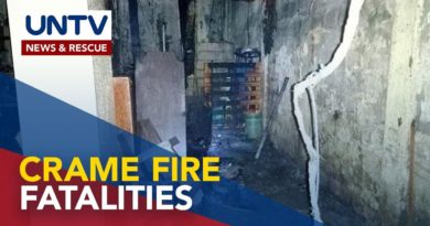 PHILIPPINEN MAGAZIN - NACHRICHTEN - 2 Tote, 2 Verletzte bei Feuer in Camp Crame