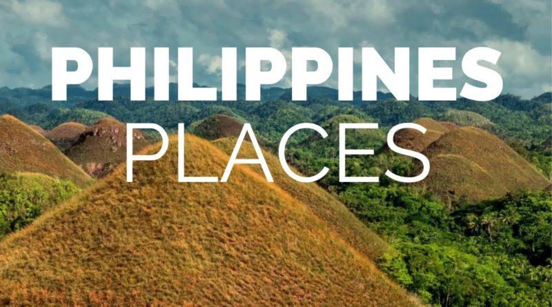 PHILIPPINEN MAGAZIN - VIDEOSAMMLUNG - Die zehn besten Reiseziele in den Philippinen