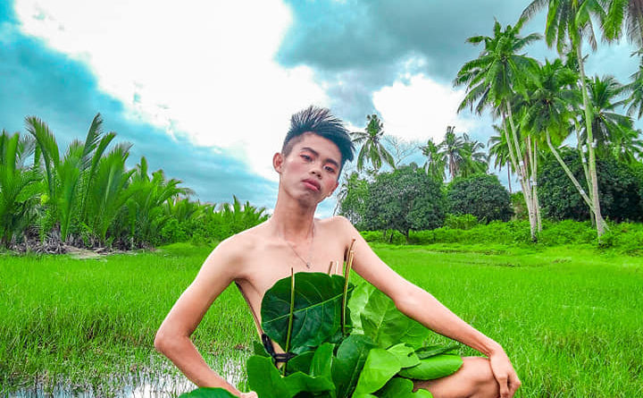 PHILIPPINEN MAGAZIN - BLOG - Boholano Spaß mit Quarantäne-Fotoshooting