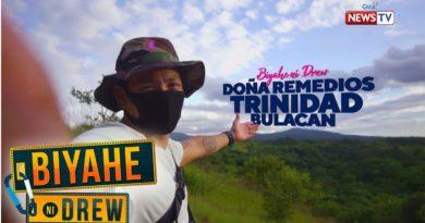 PHILIPPINEN MAGAZIN - VIDEOSAMMLUNG - Drew geht auf Entdeckungen in Dona Remedios Trinidad
