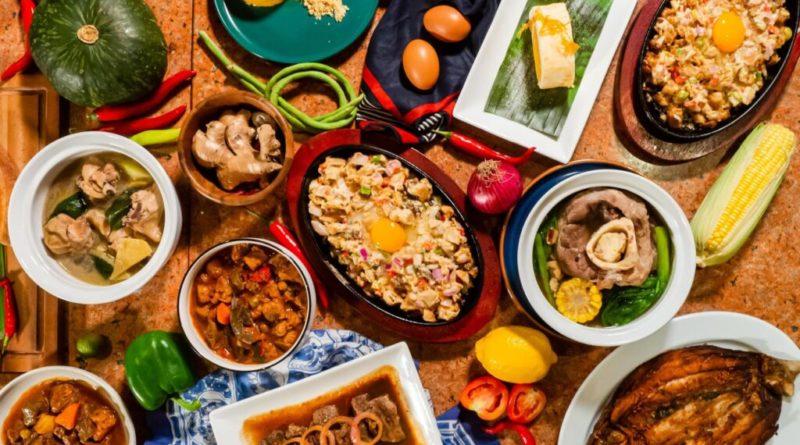 MEIN DIENSTAGSTHEMA - GRÜNDE DIE PHILIPPINEN ZU BEREISEN - Leckeres Essen