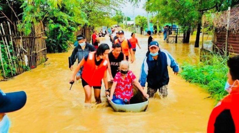 PHILIPPINEN MAGAZIN - NACHRICHTEN - 2 Regionen in den Visayas von Überschwemmungen betroffen