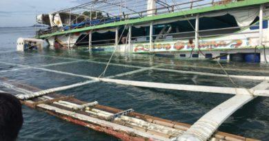 PHILIPPINEN MAGAZIN - NACHRICHTEN - Marine rettet Schiffbrüchige vor Basilan
