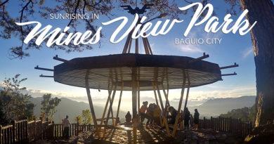 PHILIPPINEN MAGAZIN - MEIN SAMSTAGSTHEMA - TOP TOURISTENSPOTS AUF LUZON - Mines View Park