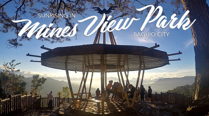 PHILIPPINEN MAGAZIN - MEIN SAMSTAGSTHEMA - TOP TOURISTENSPOTS AUF LUZON - Mines View Park
