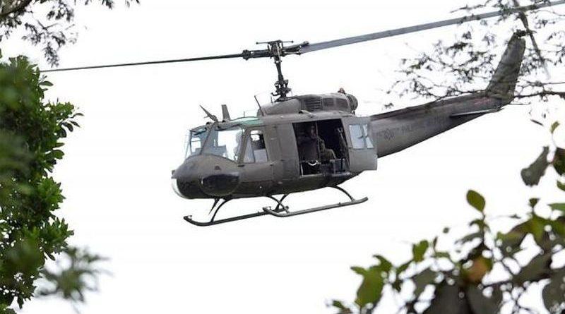 PHILIPPINEN MAGAZIN - NACHRICHTEN - 7 Tote bei Hubschrauberabsturz in Bukidnon