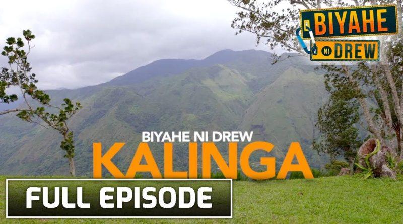 PHILIPPINEN MAGAZIN - VIDEOSAMMLUNG - Biyahe ni Drew bei den Helden von Kalinga