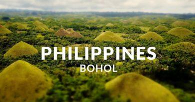 PHILIPPINEN MAGAZIN - VIDEOSAMMLUNG - Bohol - Das Juwel der Philippinen