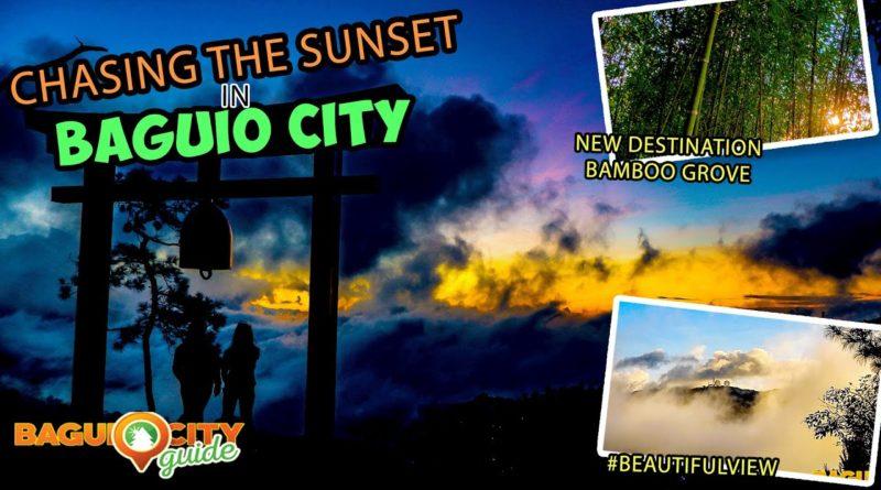 PHILIPPINEN MAGAZIN - VIDEOSAMMLUNG - Jagd auf den Sonnenuntergang in Baguio