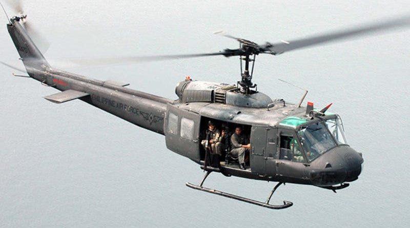 PHILIPPINEN MAGAZIN - NACHRICHTEN - PAF beordert alle Kampfhubschrauber am Bodoen zu bleiben