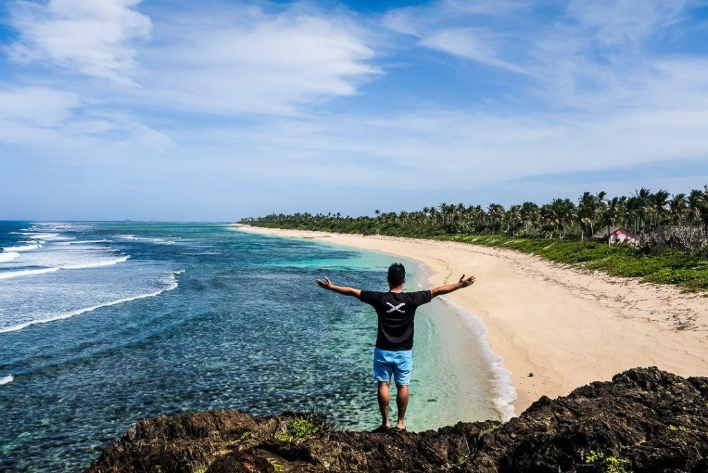 PHILIPPINEN MAGAZIN - MEIN MITTWOCHSTHEMA - STRÄNDE NICHT BORACAY - Jomalig Island