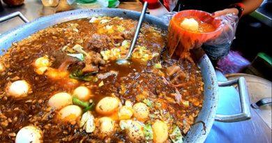 PHILIPPINEN MAGAZIN - Glasnudelsuppe als Street Food