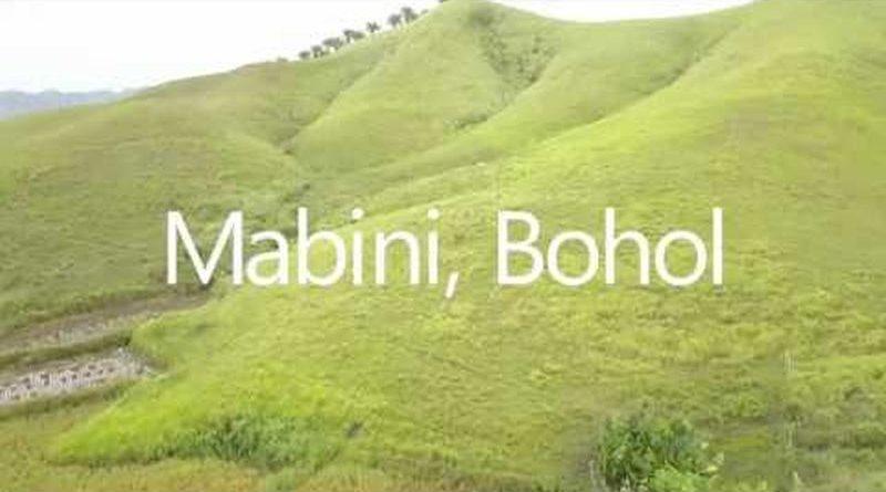 PHILIPPINEN MAGAZIN - VIDEOSAMMLUNG - Landschaften in Mabine auf Bohol