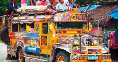 PHILIPPINEN MAGAZIN - MEIN DIENSTAGSTHEMA - GRÜNDE DIE PHILIPPINEN ZU BEREISEN - Jeepnes und mehr