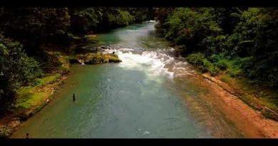 PHILIPPINEN MAGAZIN - VIDEOSAMMLUNG - Der Tingkawob Fluß und die Reisterrassen von Sevilla auf Bohol