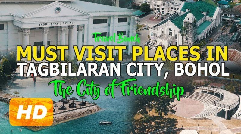 PHILIPPINEN MAGAZIN - VIDEOSAMMLUNG - Sehenswürdigkeiten in Tagbilaran