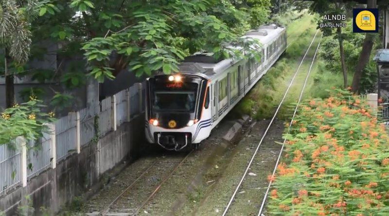 PHILIPPINEN MAGAZIN - VIDEOSAMMLUNG - Zusammenfassung von Zugbeobachtungen in Metro Manila in 2021