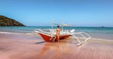 PHILIPPINEN MAGAZIN - MEIN DONNERSTAGSTHEMA - ABSEITS DER TOURISTENSTRÖME - Nagtabon Beach