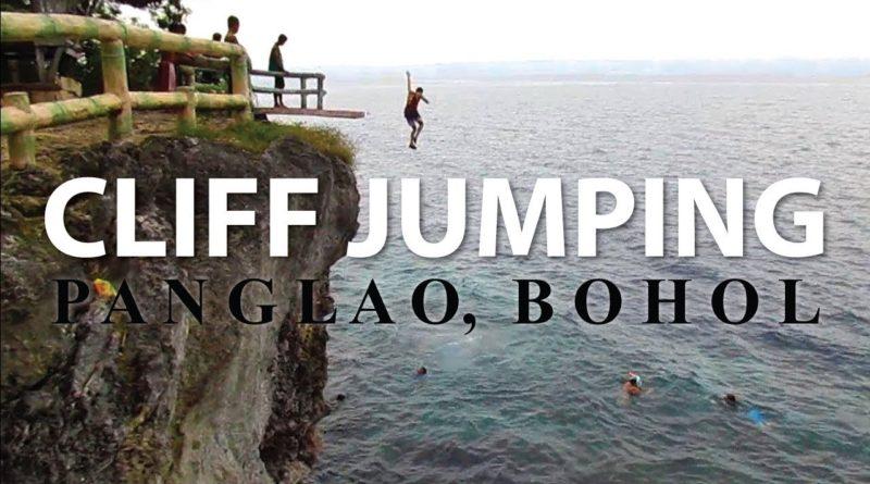 PHILIPPINEN MAGAZIN - VIDEOSAMMLUNG - Kliffspringen und Schnorcheln auf Panglao