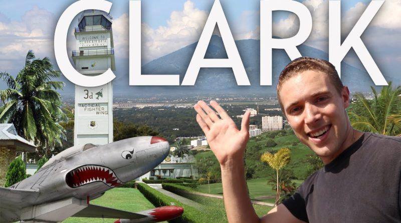 PHILIPPINEN MAGAZIN - VIDEOSAMMLUNG - Clark - verlorene Schätze im Pazifik