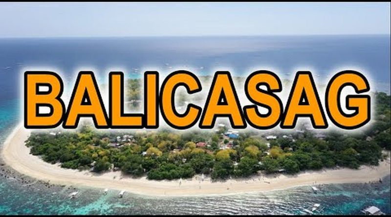 PHILIPPINEN MAGAZIN - VIDEOSAMMLUNG - Die Insel Balicasg