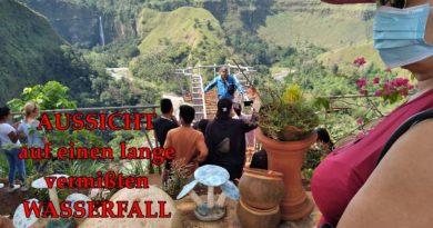 PHILIPPINEN MAGAZIN - VIDEOKANAL - Ausflug zu einem lange vermißten Wasserfall Foto und Video von Sir Dieter Sokoll für Philippinen Magazin