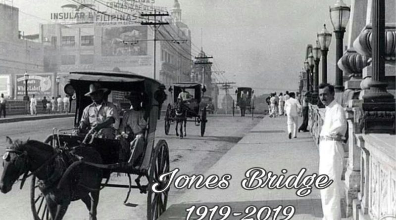 PHILIPPINEN MAGAZIN - VIDEOSAMMLUNG - 100 Jahre Jones Bridge