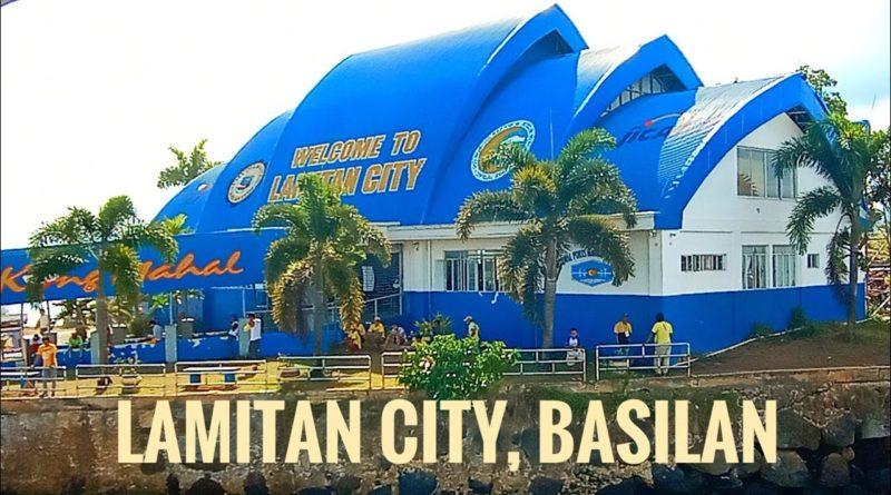 PHILIPPINEN MAGAZIN - VIDEOSAMMLUNG - Die Stadt Lamitan auf Basilan