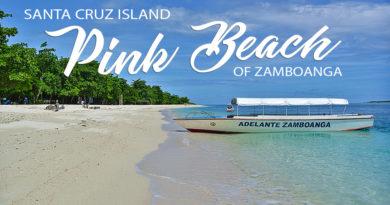 PHILIPPINEN MAGAZIN - MEIN MITTWOCHSTHEMA - STRÄNDE NICHT BORACAY - Great Santo Cruz Island