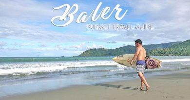 PHILIPPINEN MAGAZIN - MEIN DONNERSTAGSTHEMA - ABSEITS DER TOURISTENSTRÖME - Baler
