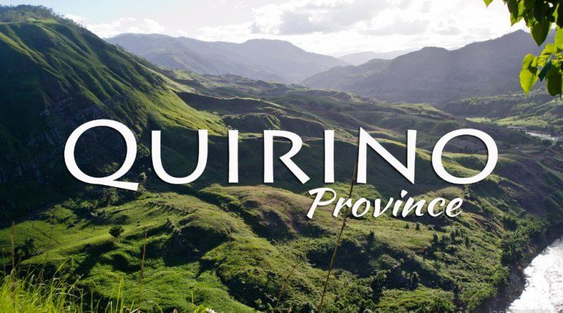 PHILIPPINEN MAGAZIN - MEIN FREITAGSTHEMA - UNBERÜHRTE PLÄTZE - Die Provinz Qurino