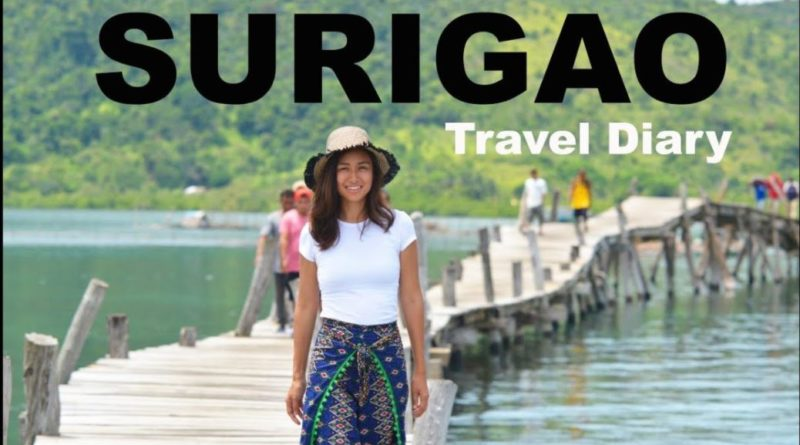 PHILIPPINEN MAGAZIN - VIDEOSAMMLUNG - Reisetagebuch: Cagwait, Lianga und enchanted river in Surigao