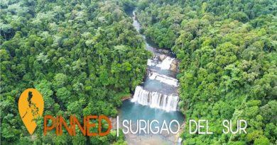 PHILIPPINEN MAGAZIN - VIDEOSAMMLUNG - ANGEHEFTET: Surigao del Sur