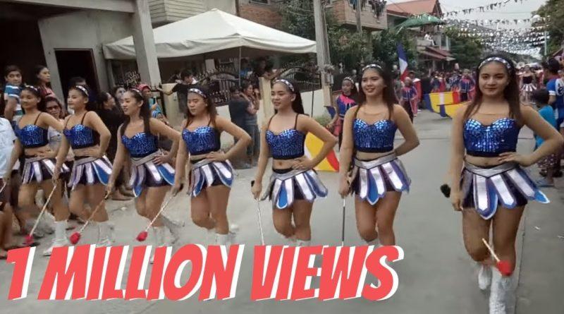 PHILIPPINEN MAGAZIN - VIDEOSAMMLUNG - Funkenmariechen auf philippinisch