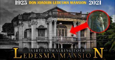 PHILIPPINEN MAGAZIN - VIDEOSAMMLUNG - Blick in die Vergangenheit des Ledesma Herrenhauses