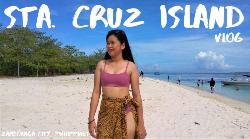 PHILIPPINEN MAGAZIN - VIDEOSAMMLUNG - Die Insel Great Sta. Cruz von Zamboanga