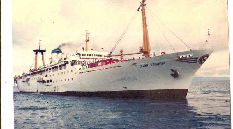 PHILIPPINEN MAGAZIN - FEUELITON - Erinnerungen und erlebte Geschichten - Meine frühen Schiffsreisen