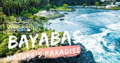 PHILIPPINEN MAGAZIN - VIDEOSAMMLUNG - Das schöne Bayabas in Surigao del Sur