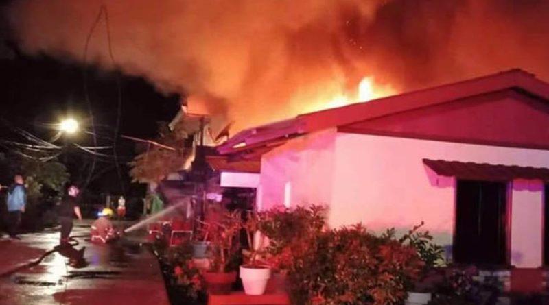 PHILIPPINEN MAGAZIN - NACHRICHTEN - 3 Tote Kinder bei Brand mit 4 Todesopfern in Davao
