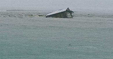 PHILIPPINEN MAGAZIN - NACHRICHTEN - Auswirkungen von Tropensturm AURING