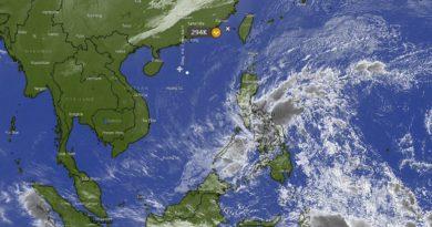 PHILIPPINEN MAGAZIN - WETTER - Die Wettervorhersage für die Philippinen, Monntag, den 22. Februar 2021
