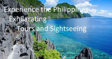 PHILIPPINEN MAGAZIN - MEIN DIENSTAGSTHEMA - WAS TUN IN DEN PHILIPPINEN - Auf Besichtigungstour gehen