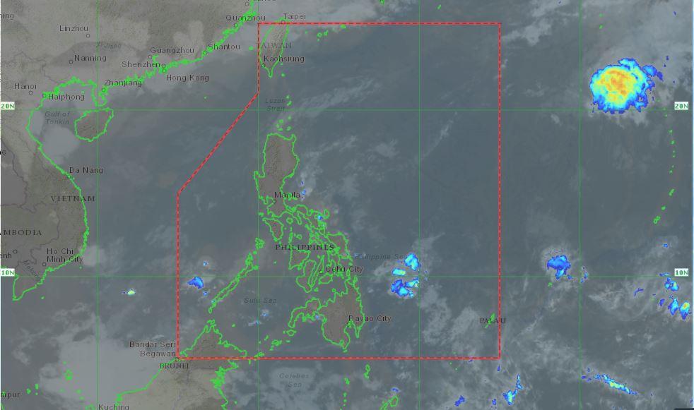 PHILIPPINEN MAGAZIN - WETTER - Die Wettervorhersage für die Philippinen, Samstag, den 27. Februar 2021