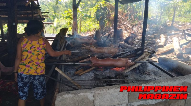 PHILIPPINEN MAGAZIN - FOTO DES TAGES - Beim Lechonero Foto von Sir Dieter Sokoll für PHILIPPINEN MAGAZIN