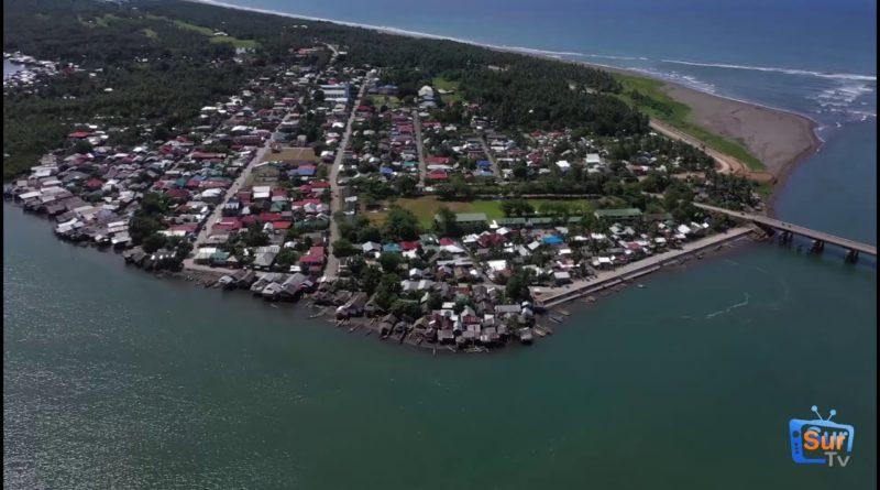 PHILIPPINEN MAGAZIN - VIDEOSAMMLUNG - Überflug über die Tago-Lapaz Brücke