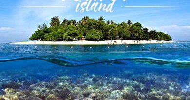 PHILIPPINEN MAGAZIN - TAGESTHEMEN - MEIN MITTWOCHSTHEMA - STRÄNDE NICHT BORACAY - Potipod Island
