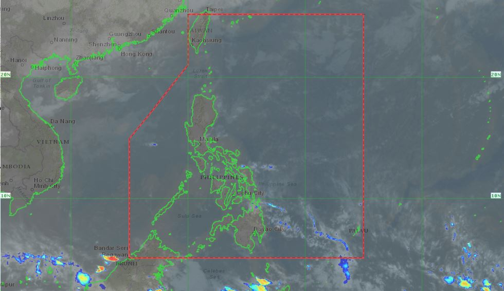 PHILIPPINEN MAGAZIN - WETTER - Die Wettervorhersage für die Philippinen, Donnerstag, den 04. März 2021